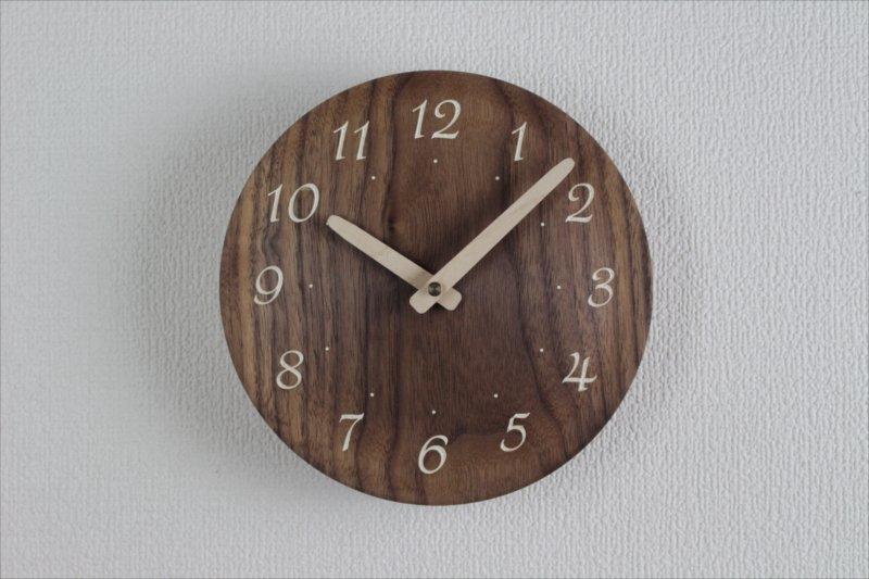 掛け時計 直径18cm Wa18AR-67
