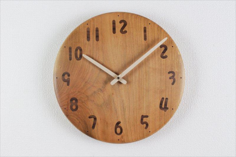 掛け時計 直径30cm Wa30AU-127