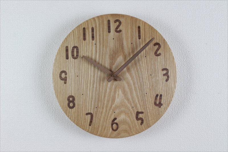 掛け時計 直径29cm Wa29AU-36
