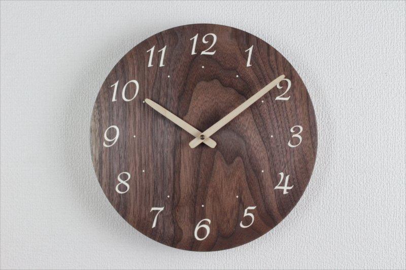 掛け時計 直径27cm Wa27AR-03