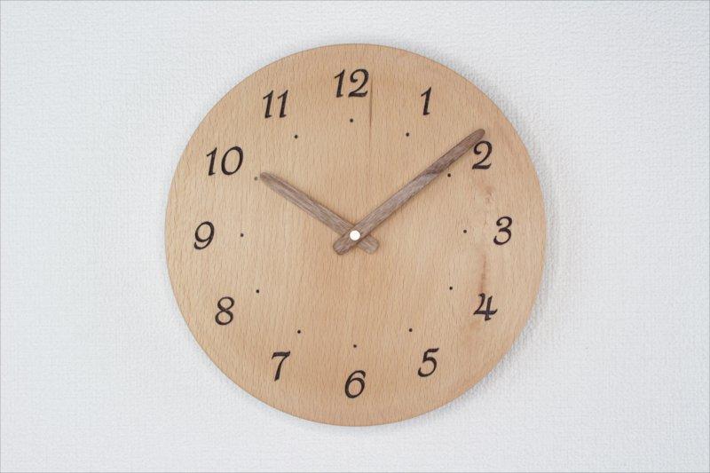 掛け時計 直径23cm Wa23AR-03