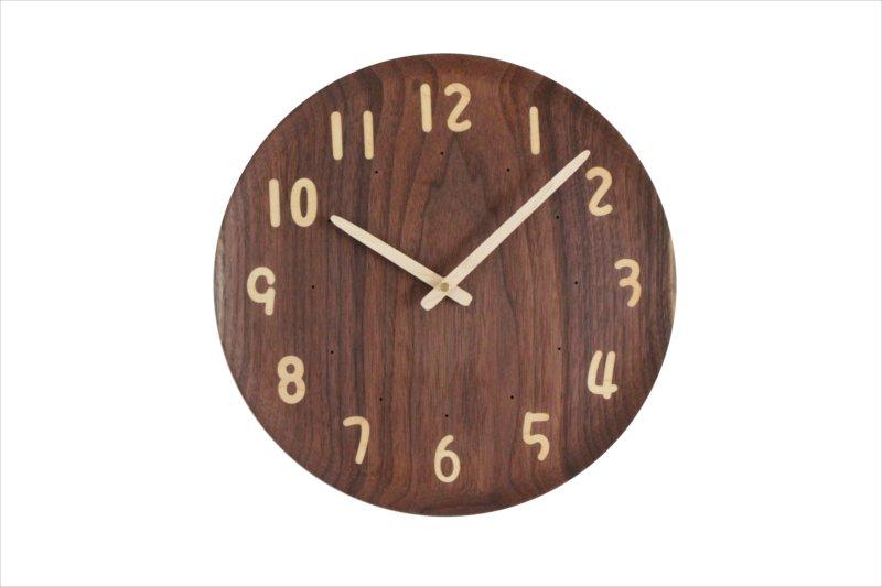 掛け時計 直径30cm Wa30AU-150