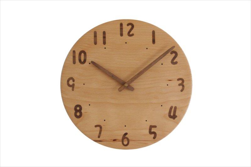 掛け時計 直径30cm Wa30AU-151