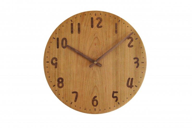 掛け時計 直径30cm Wa30AU-147
