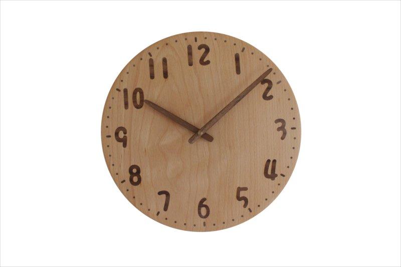 掛け時計 直径30cm Wa30AU-146