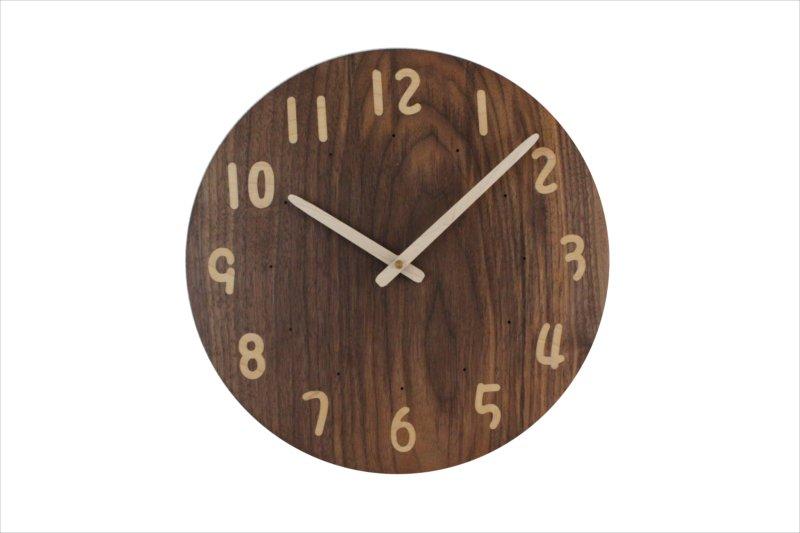 掛け時計 直径30cm Wa30AU-141