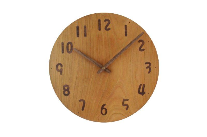 掛け時計 直径30cm Wa30AU-139