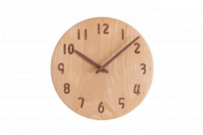 掛け時計 直径30cm Wa30AU-134