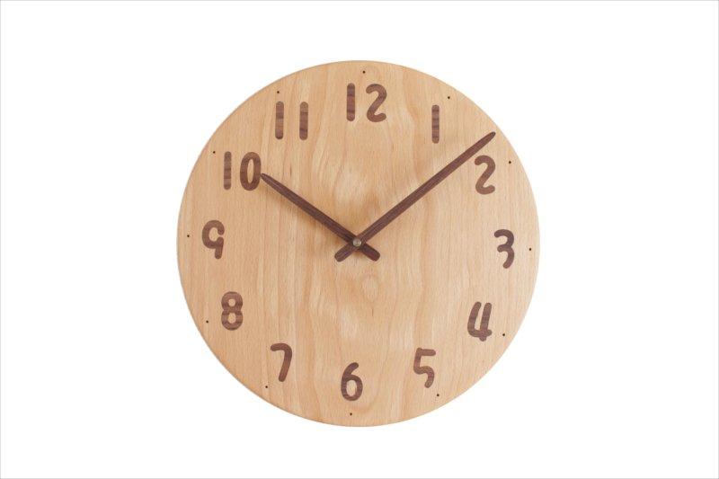 掛け時計 直径30cm Wa30AU-131