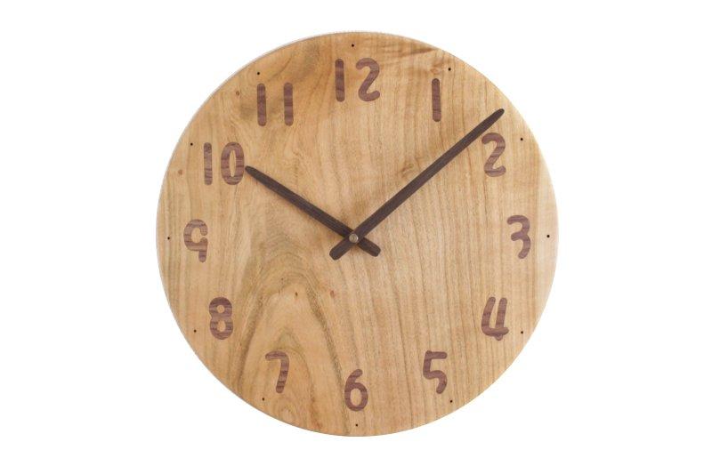 掛け時計 直径30cm Wa30AU-130