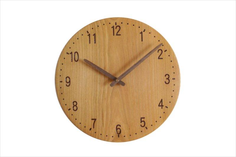 掛け時計 直径30cm Wa30AR-28