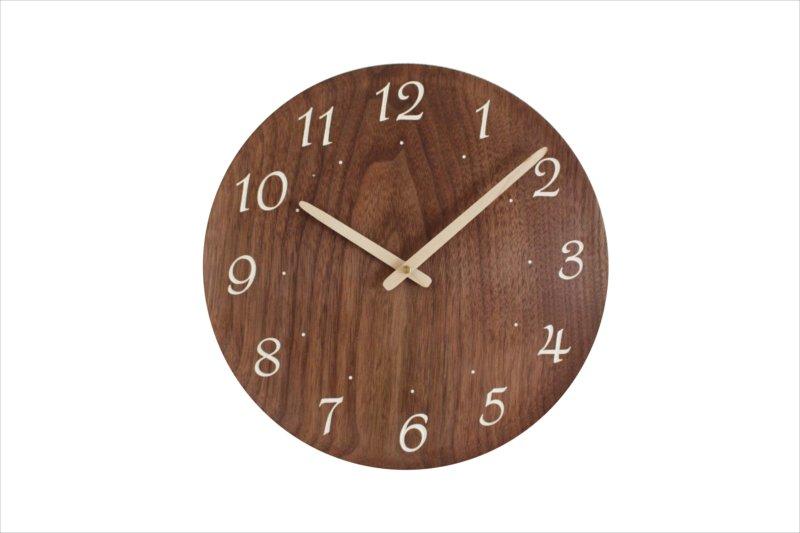 掛け時計 直径30cm Wa30AR-35