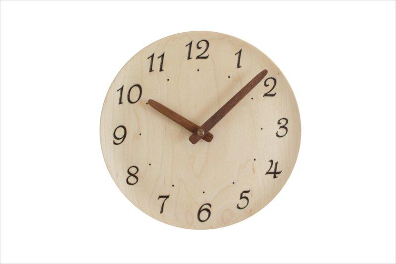 掛け時計 直径19cm Wa19AR-21