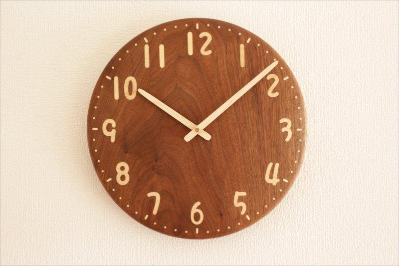 掛け時計 直径30cm Wa30AU-152