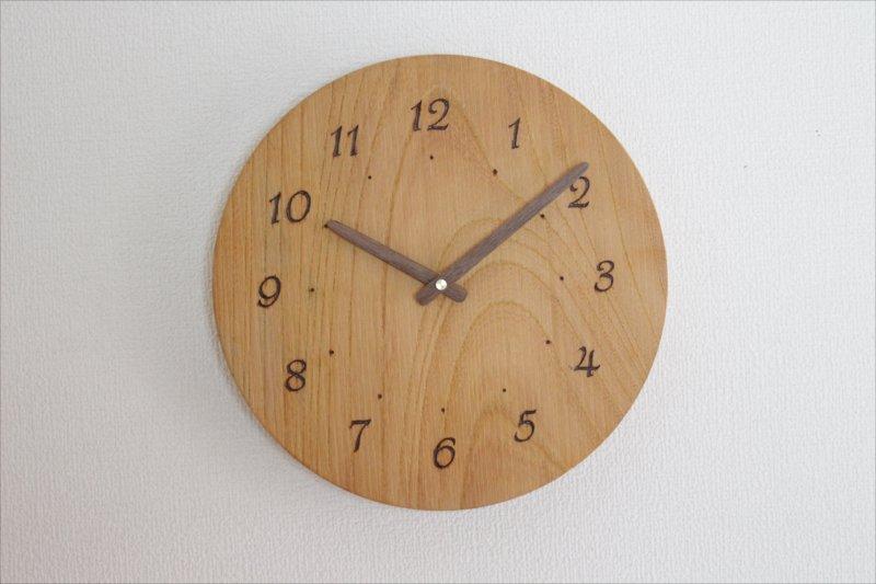 掛け時計 直径26cm Wa26AR-28