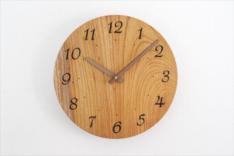 掛け時計 直径29cm Wa29AR-11