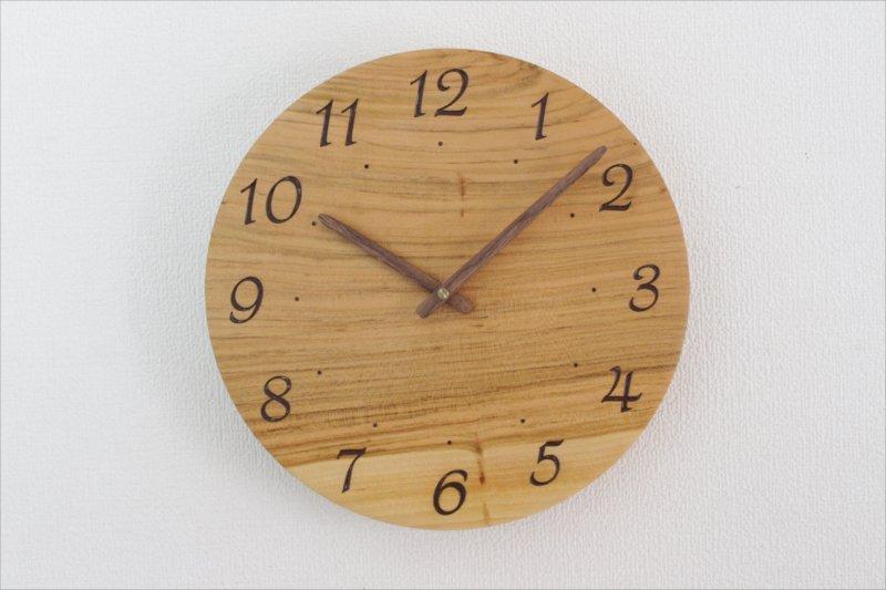 掛け時計 直径29cm Wa29AR-10