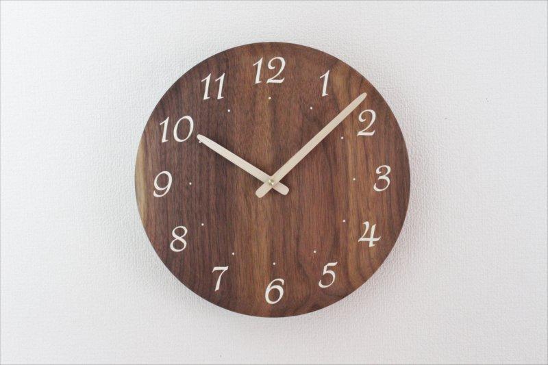 掛け時計 直径27cm Wa27AR-04