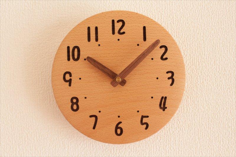 掛け時計 直径17cm Wa17AR-14