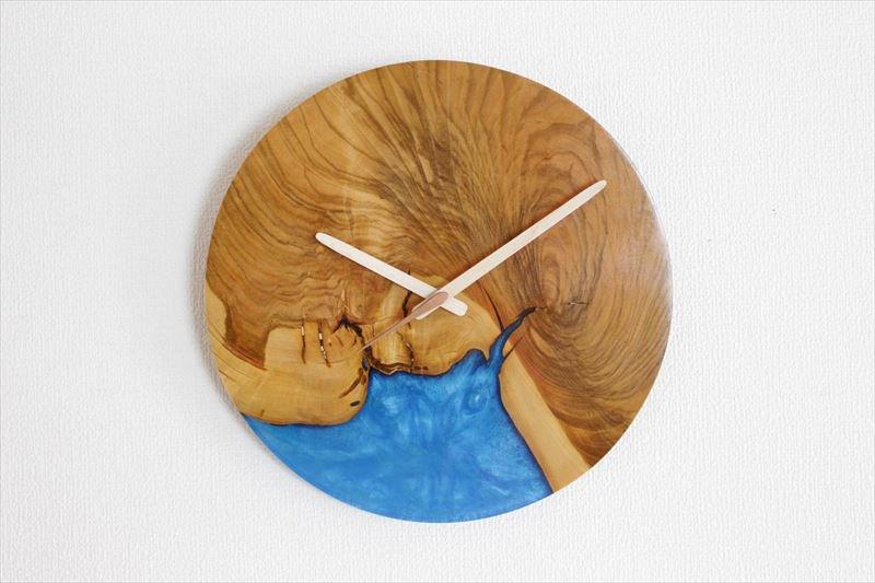 リバークロック 直径30� river clock30-23