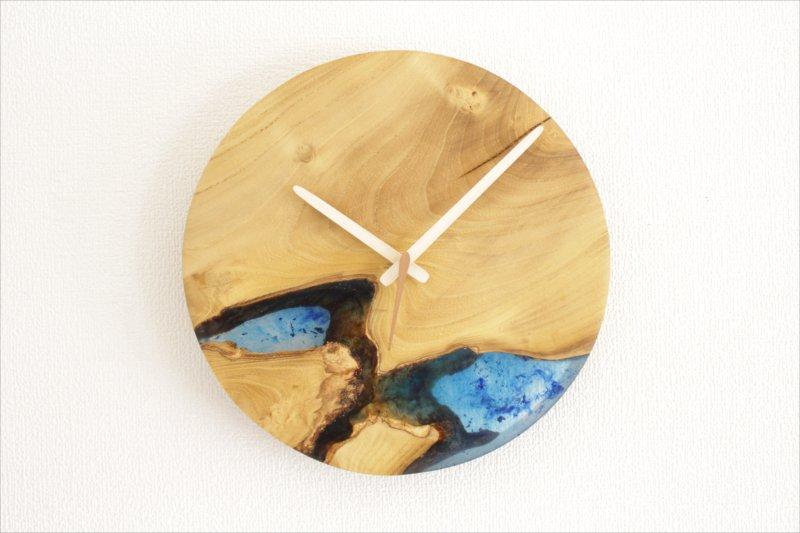 リバークロック 直径30� river clock30-01