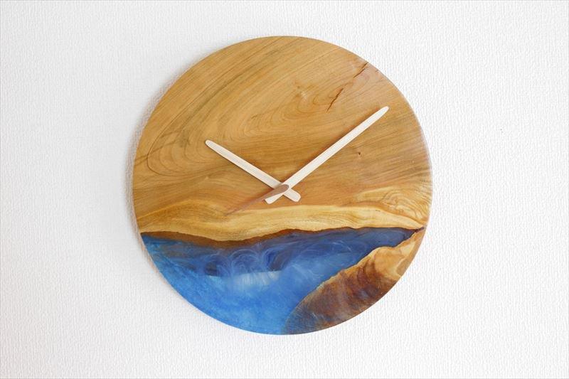 リバークロック 直径30� river clock30-24