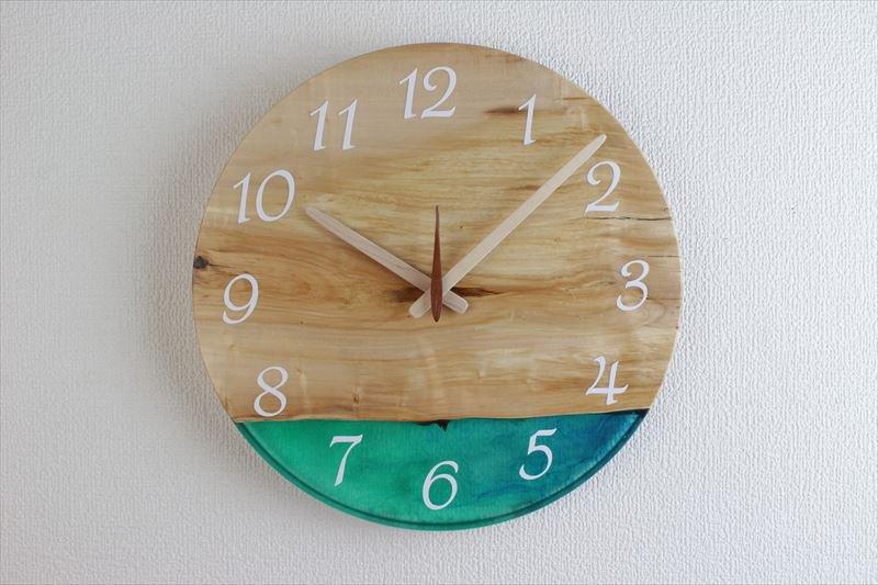 リバークロック 直径30� river clock30-44