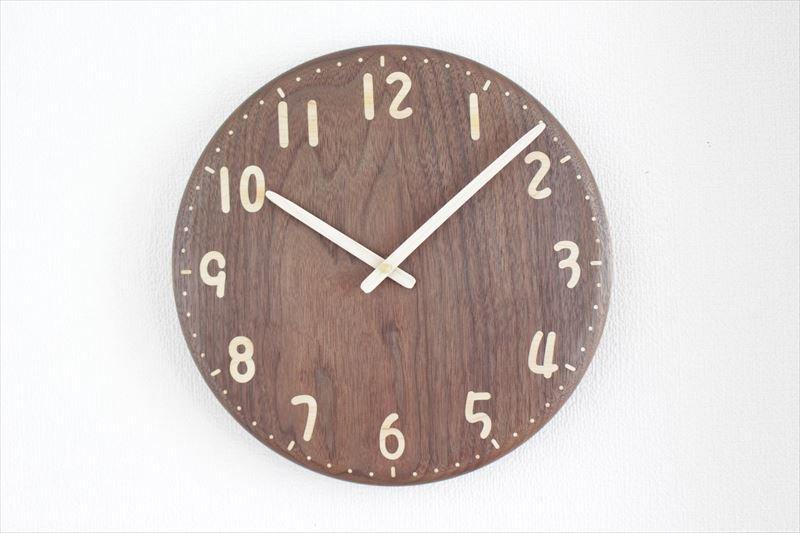 掛け時計 直径30cm Wa30AU-182