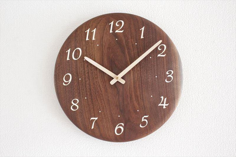 掛け時計 直径30cm Wa30AR-36