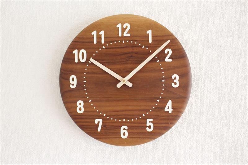 掛け時計 直径30cm Wa30AR-37