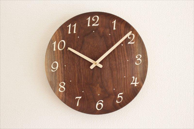 掛け時計 直径30cm Wa30AR-41