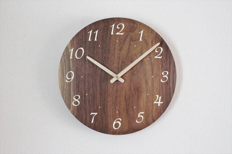 掛け時計 直径30cm Wa30AR-42