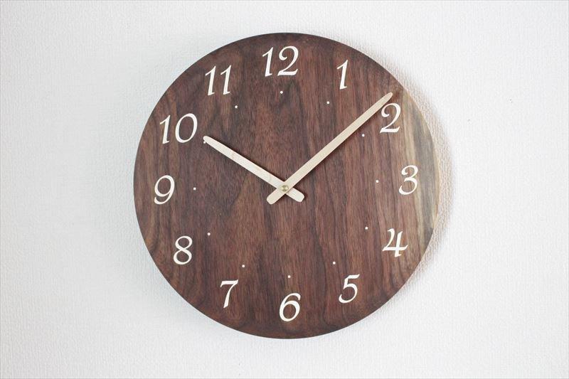 掛け時計 直径30cm Wa30AR-44