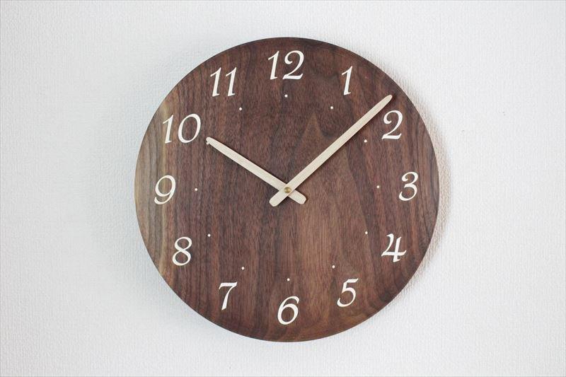 掛け時計 直径30cm Wa30AR-46
