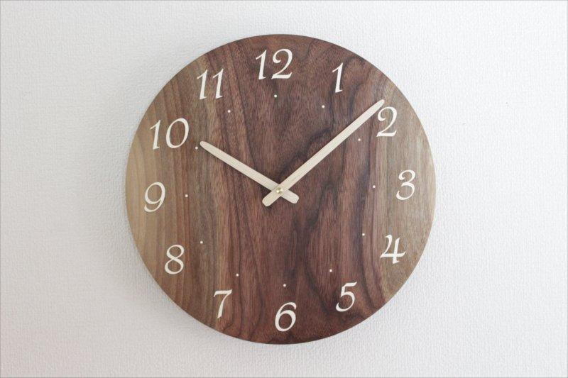 掛け時計 直径30cm Wa30AR-48