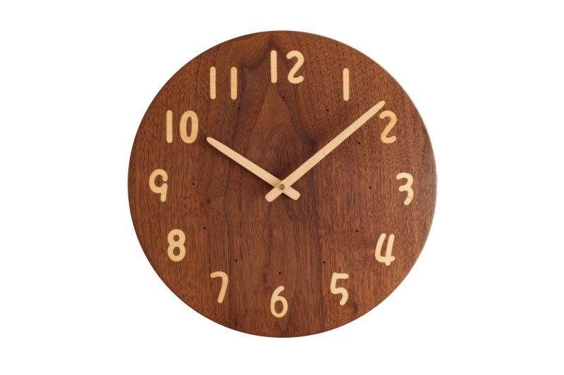 掛け時計 直径30cm Wa30AU-119