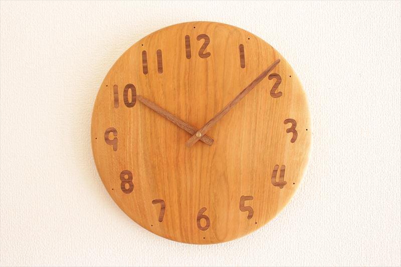 掛け時計 直径30cm Wa30AU-161