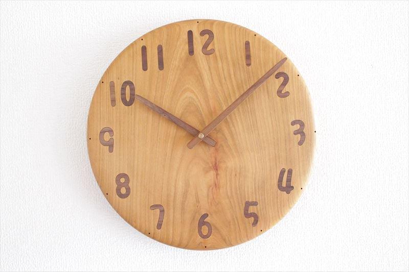 掛け時計 直径30cm Wa30AU-163