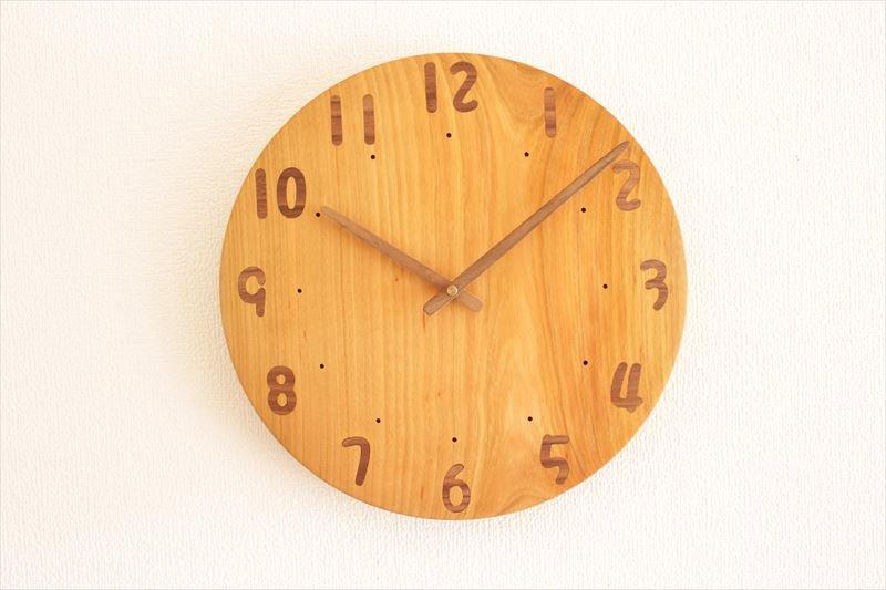 掛け時計 直径30cm Wa30AU-165