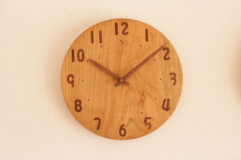 掛け時計 直径30cm Wa30AU-166