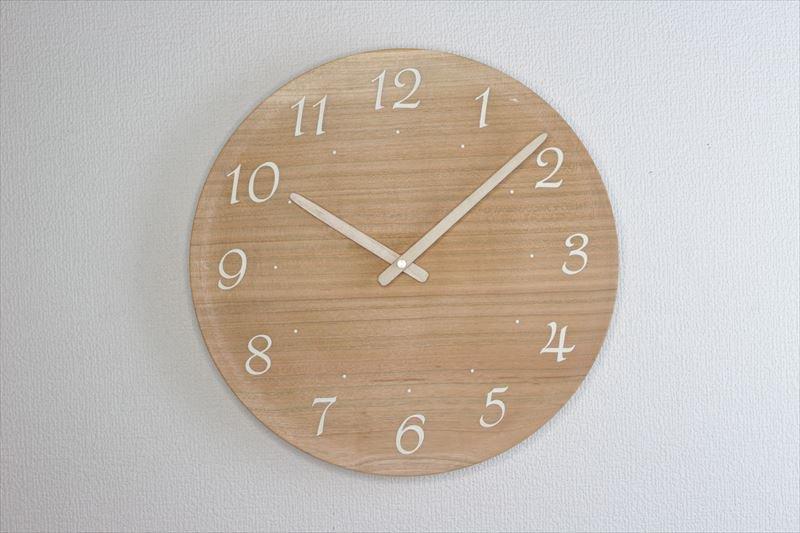 掛け時計 直径30cm Wa30AR-72