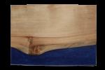レジンの表札 ブルー blue-002