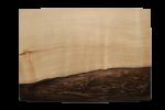 レジンの表札 ブルー brown-001