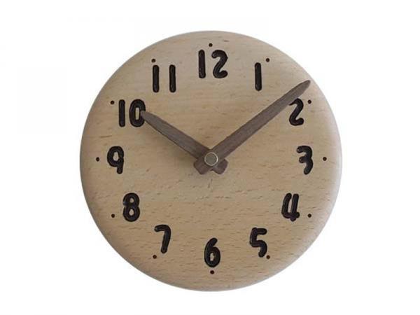 掛け時計 直径13cm Wa13AD-02