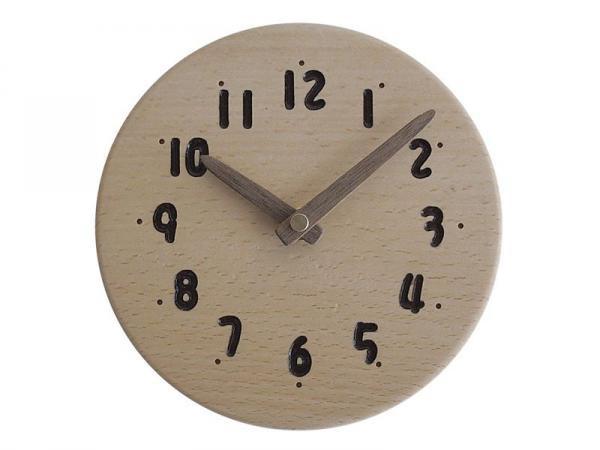 掛け時計 直径14cm Wa14AD-01