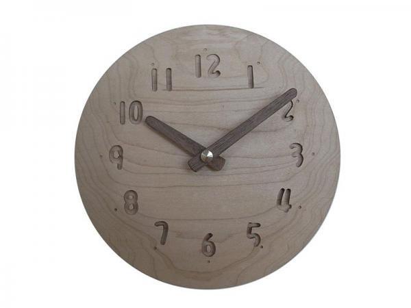 掛け時計 直径19cm Wa19AD-05