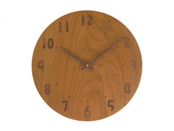 掛け時計 直径33cm Wa33AU-05