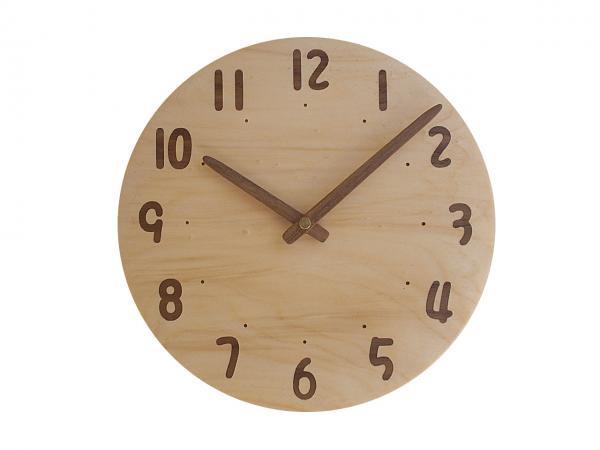 掛け時計 直径21cm Wa21AU-09
