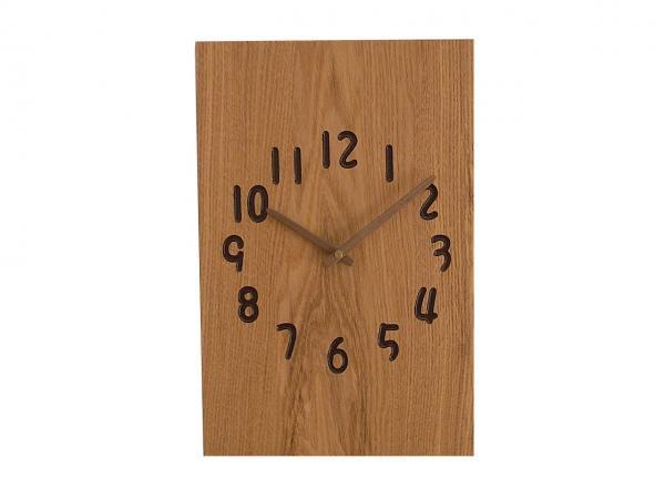 四角い掛け時計 幅36cm Wa36AB-13