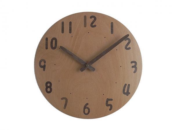 掛け時計 直径33cm Wa33AU-06